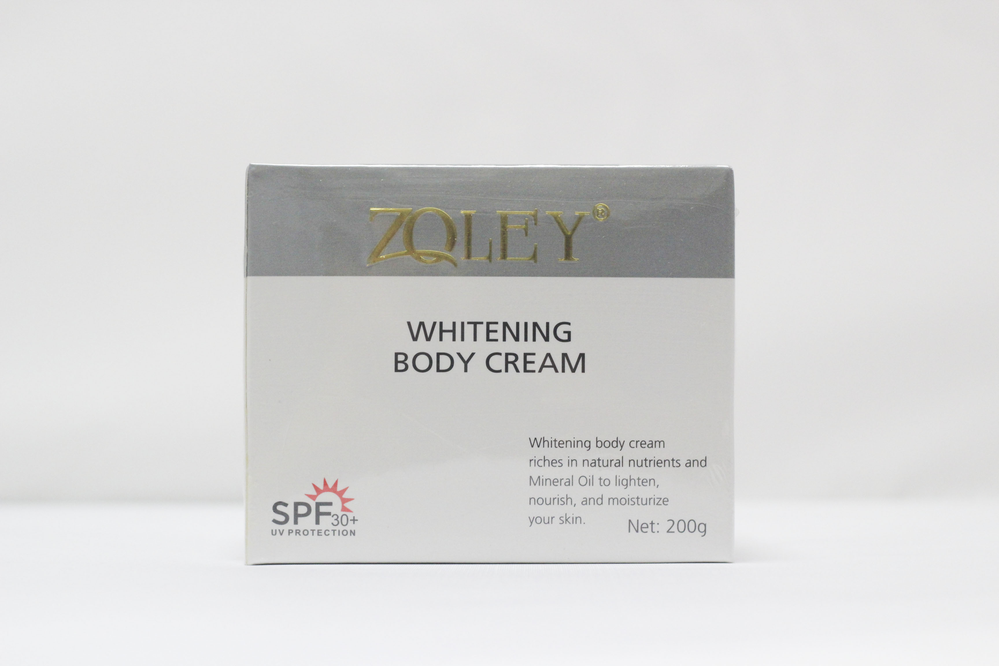 BODY WHITE SHOWER CREAM